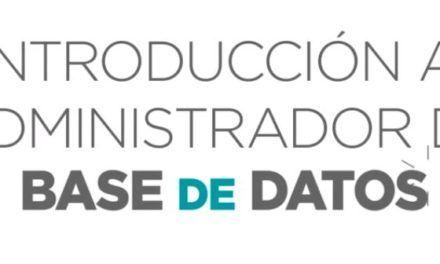 Curso Administrador de bases de datos