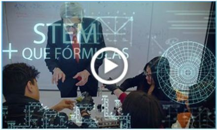 MOOC Enseñar STEM: mucho + que fórmulas