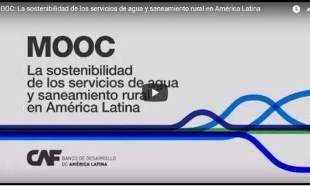 MOOC La sostenibilidad de los servicios de agua y saneamiento rural